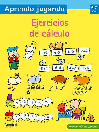 Ejercicios de cálculo 6-7 años