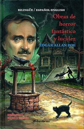 Obras de Horror Fantástico y Lucidez. Bilingüe