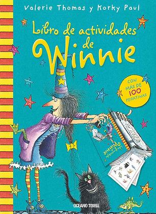 Libro de actividades de Winnie