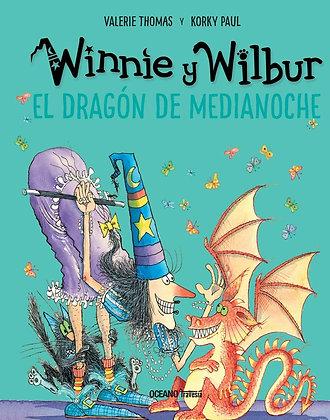 Winnie y Wilbur: El dragón de medianoche