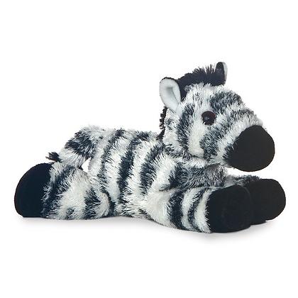 Mini Flopsie Zebra Zany