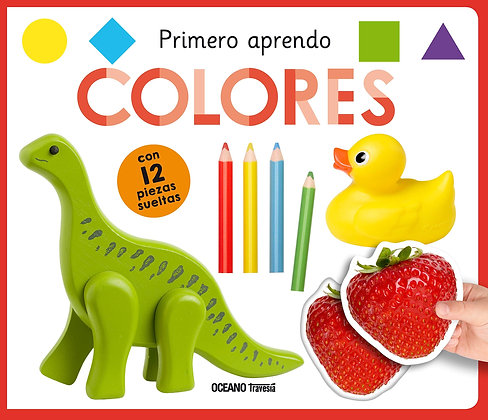 Primero aprendo: Colores