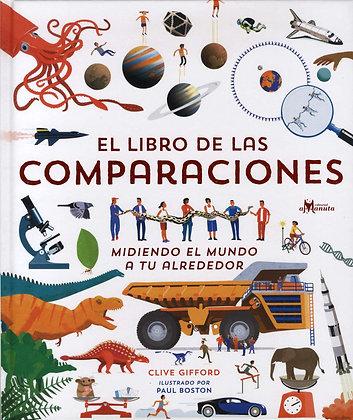 El libro de las comparaciones: Midiendo el mundo a tu alrededor