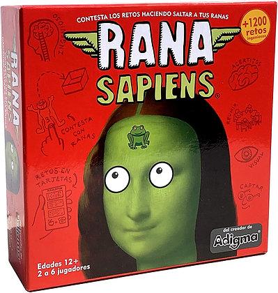 Rana Sapiens