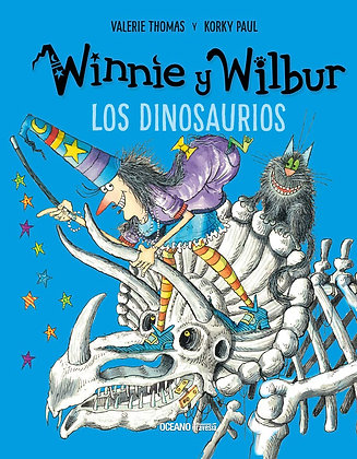 Winnie y Wilbur. Los dinosaurios (Nueva edición)