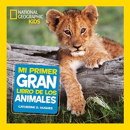 NatGeo. Mi primer gran libro de los animales