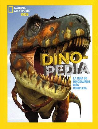 NatGeo Dinopedia: La guía de dinosaurios más completa
