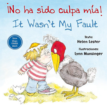 ¡No ha sido culpa mía! It wasn't my fault!