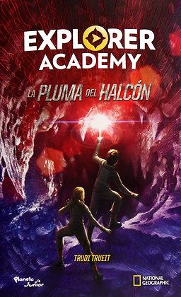 Explorer Academy: La pluma del halcón