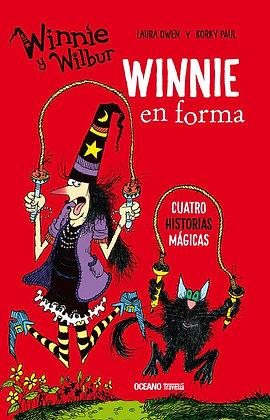 Winnie historias. Winnie en forma (Cuatro historias mágicas)