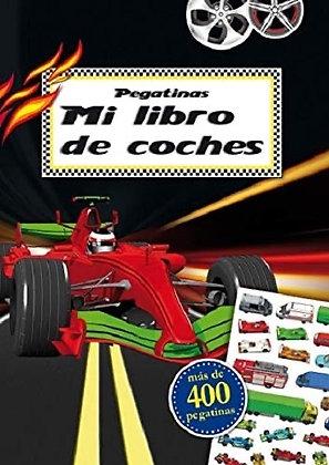 Mi libro de coches. Pegatinas