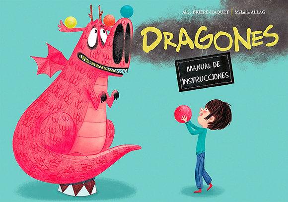 Dragones. Manual de instrucciones