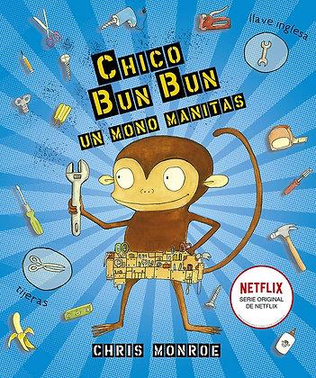 Chico Bun Bun un mono manitas