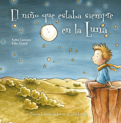 El niño que estaba siempre en la Luna
