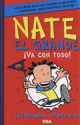Nate el Grande 4. ¡Va con todo!