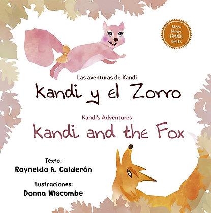 Las aventuras de Kandi. Kandi y el Zorro