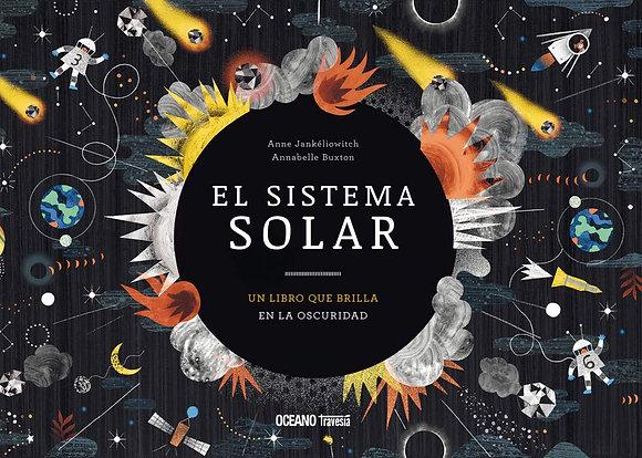 El Sistema solar. Un libro que brilla en la oscuridad