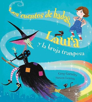 Los cuentos de hadas, Laura y la bruja tramposa