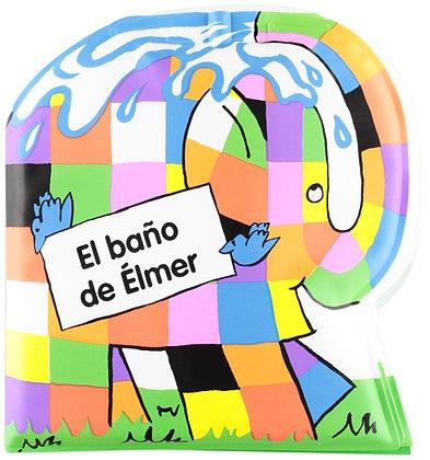 El baño de Élmer
