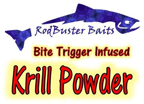 Bite Trigger Infused Krill Powder