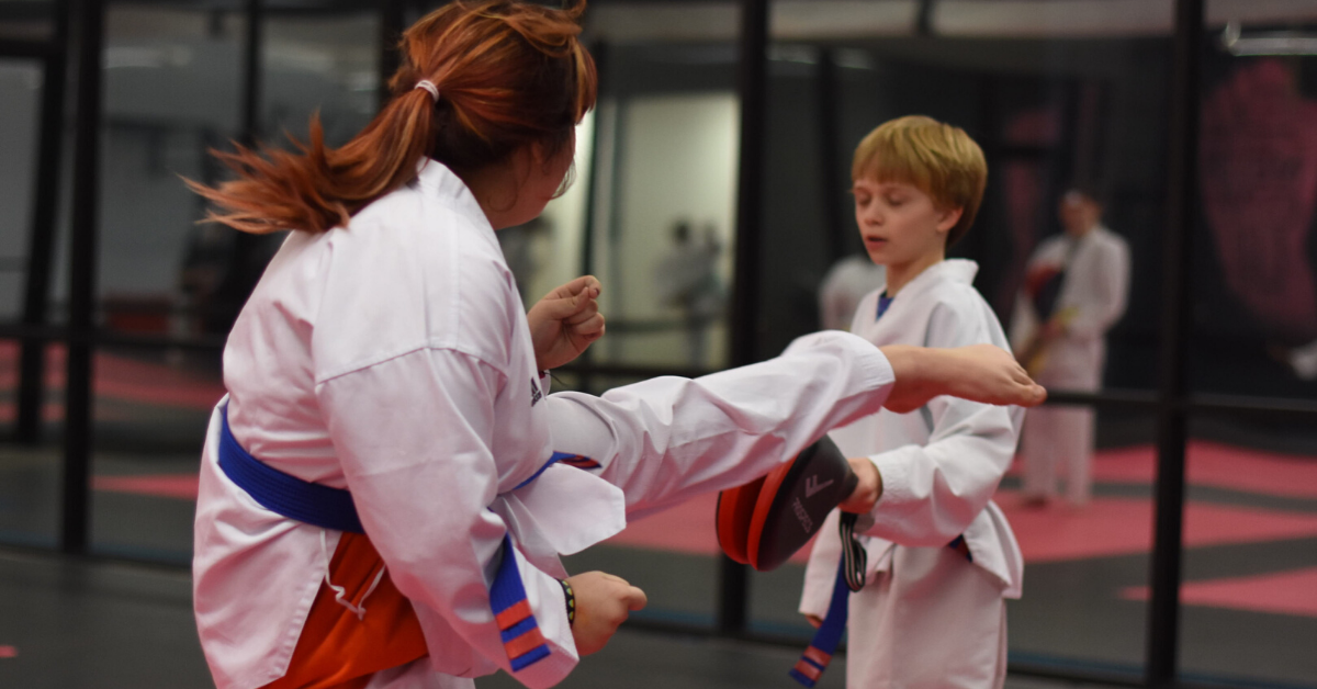 Self defense and martial arts