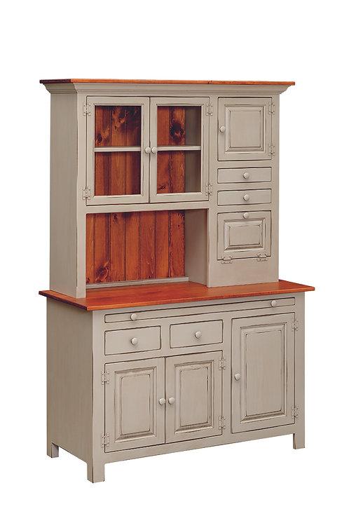 Medium Hoosier Cabinet