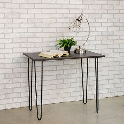 Classic Desk with Hairpin Legs