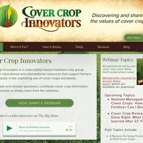 Cover Crop Innovators