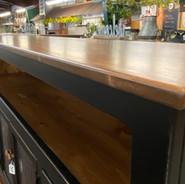 Hand-made cabinets