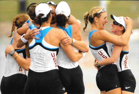 Olympic Dock Hugs