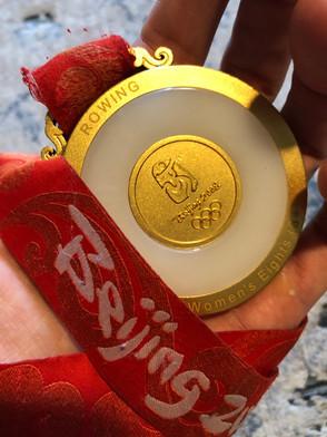 Beijing Olympic Gold Medal