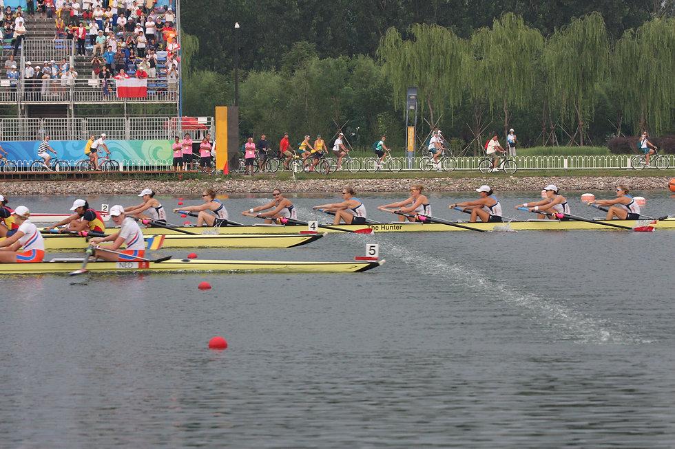 Lindsay Shoop Rowing