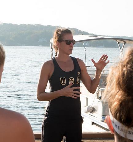 Lindsay Shoop Rowing Coach