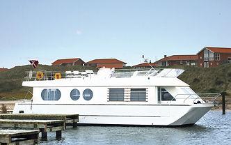 Flydende husbåd - Casa Fluentis 1500