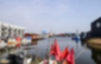 Husbåd liggepladser Hvide Sande