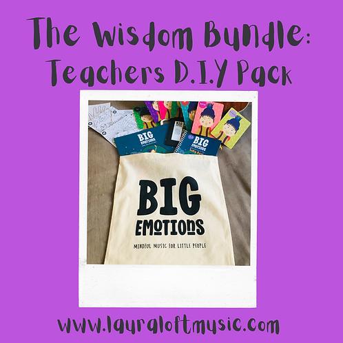 The Wisdom Bundle: Teacher's D.I.Y Pack