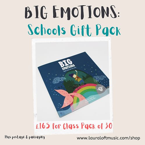 The Schools Bundle: Class Gift Pack (30)