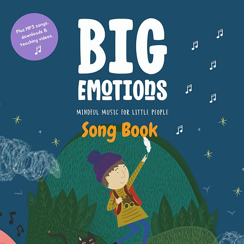Big Emotions: Song Book