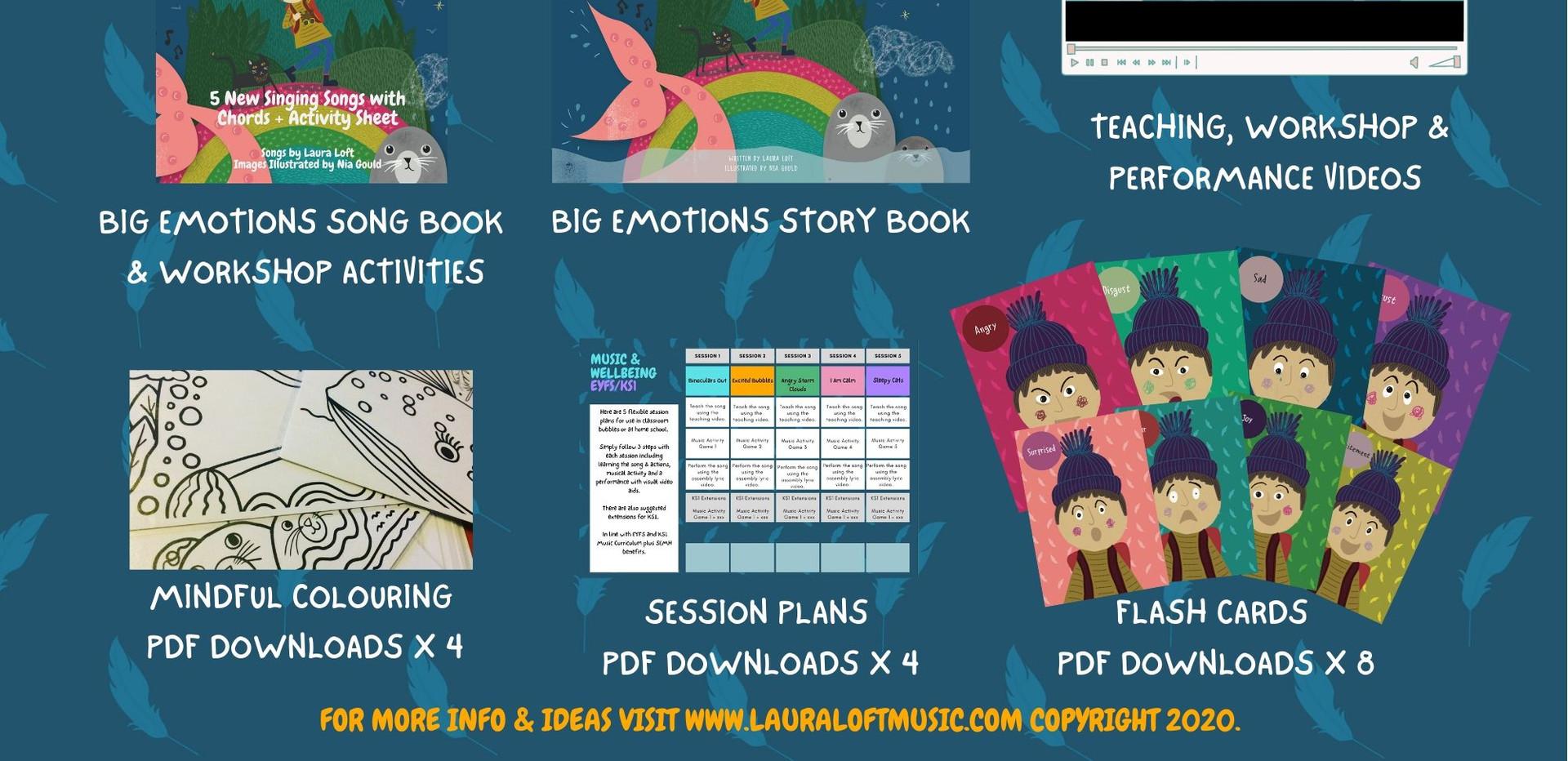 schools activity pack