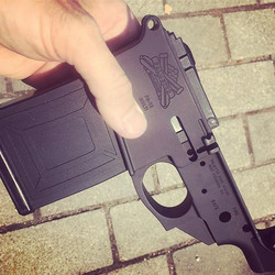Got a PA10 lower in yesterday. Gonna see