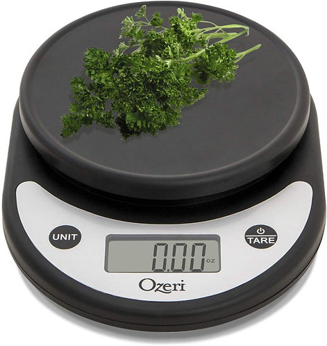 Ozeri ZK14-AB Pronto Digital Multifunction Kitchen and Food Scale