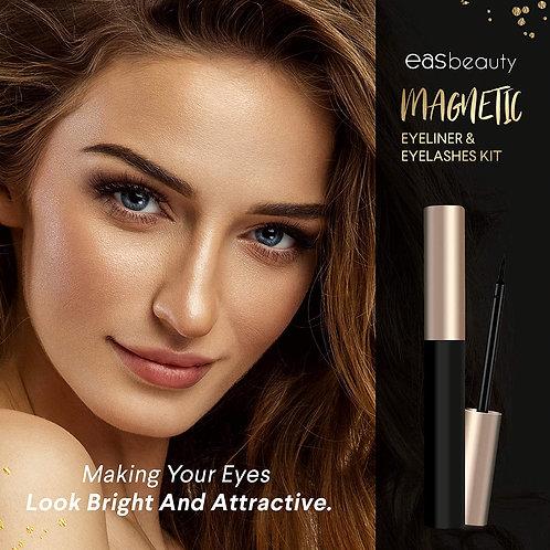 easbeauty 2020 Upgraded Magnetic Eyeliner and Eyelashes Kit..