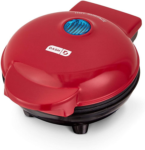 Mini Maker Electric Round Griddle