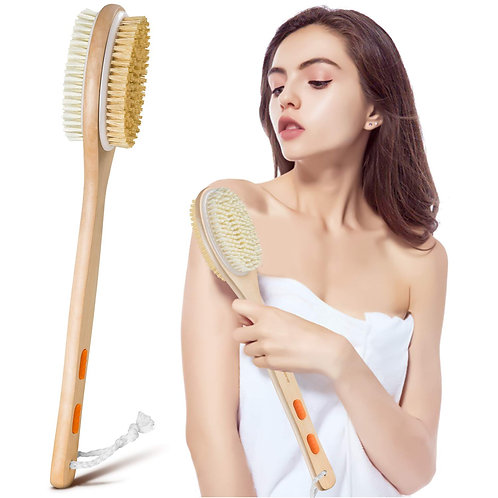 Shower Brush, Bymore Dry Brushing for Body Cellulite and Lymphatic,..