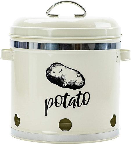 Boston Warehouse Ventilated Potato Keeper Canister