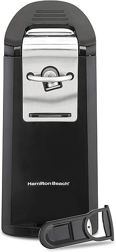 Hamilton Beach Smooth Touch Electric Can Opener with Knife Sharpener