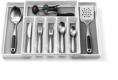 Expandable Cutlery Drawer Organizer,..