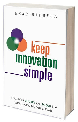 Keep Innovation Simple (for eReaders and tablets)