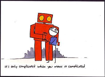 itsonlycomplicatedwhenyoumakeitcomplicat