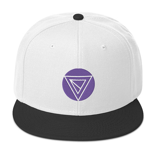 Domestic Relations Manager Snapback Hat